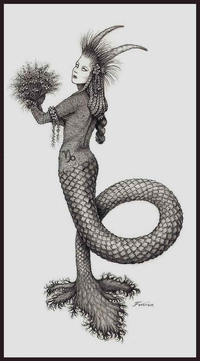 Capricorn by faeorain