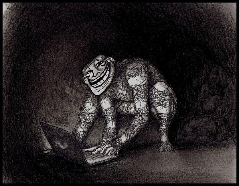Trollface by faeorain