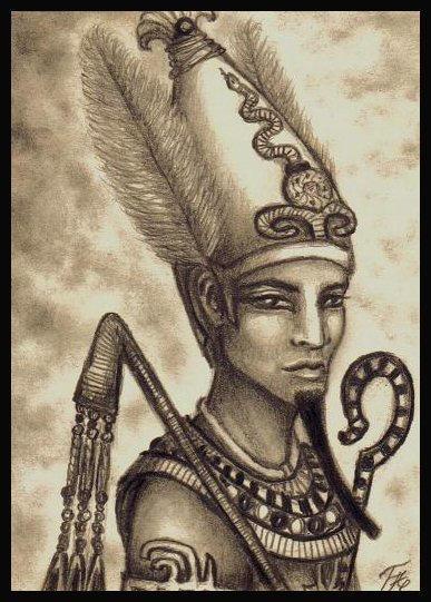 Osiris by faeorain