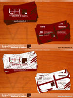 - Business Cards - by Torsten85