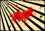 Wallpaper: broken heart