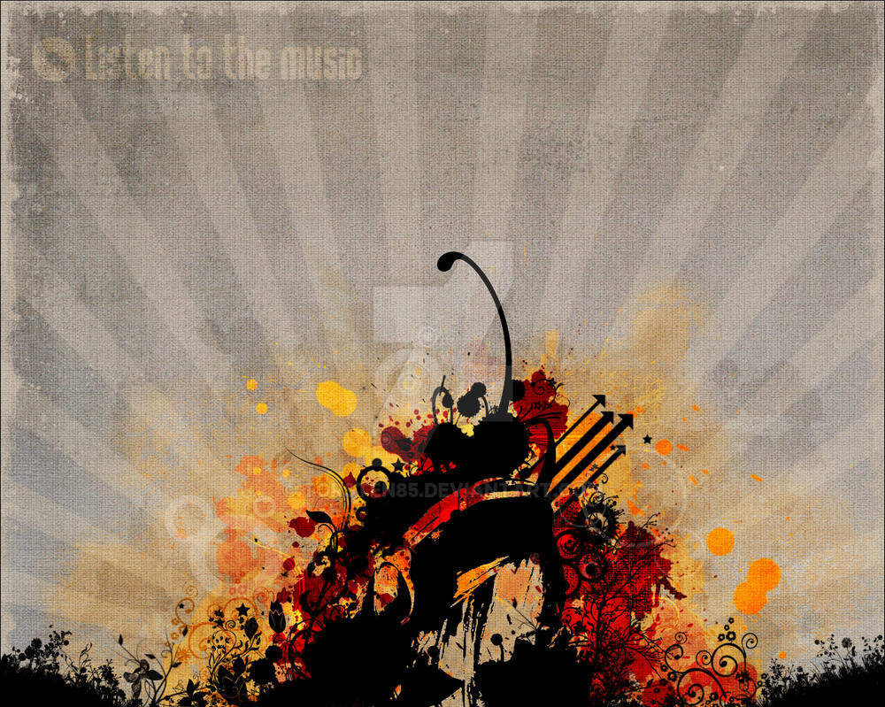 Download Wallpaper Music Painting - wallpaper__listen_to_the_music_by_torsten85-d13a4et  Best Photo Reference_1163100.jpg