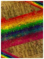 typography_rainbow_colors by Torsten85