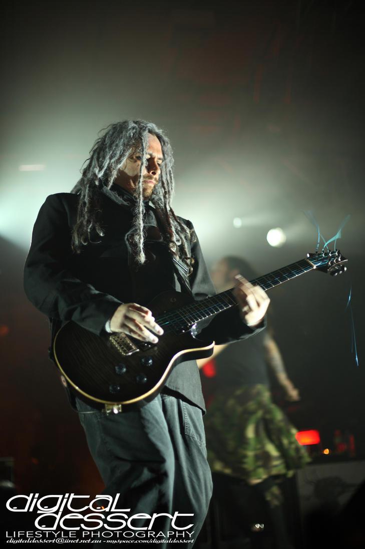 Korn  Tour Australia