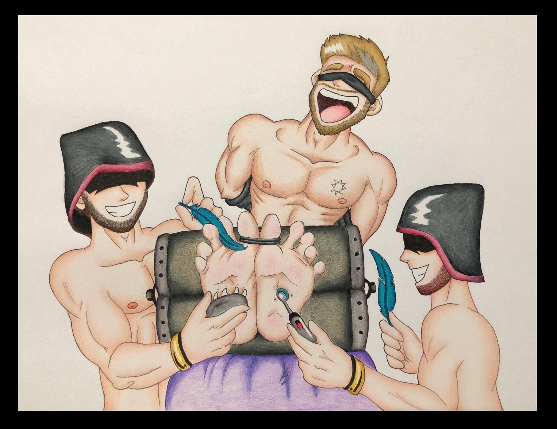 Tickle Torture Cult