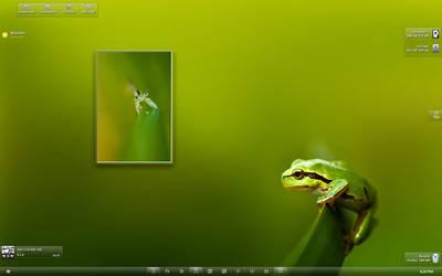 Feeling green...