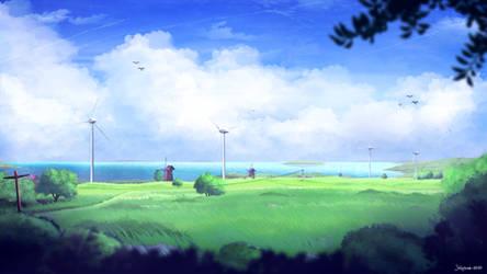 Coast Mills by JellySnek