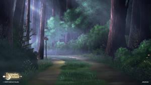 Dark Forest - Day (Unused)