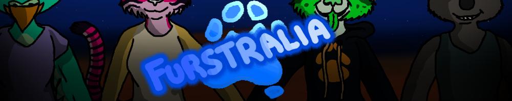 Furstralia's New Banner by FurrhanBlackwood