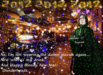 Happy 2012 Everyone