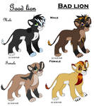 Lion Cub Adoptables 1 GONE
