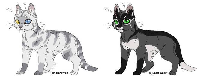 Cat Design Commission 3