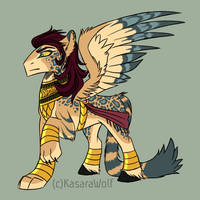 Egyptian Themed Stallion Auction 4 GONE by Kasara-Designs