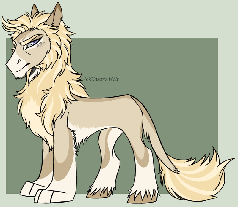 MLP Lion Sphinx CONTEST ENDED by Kasara-Designs