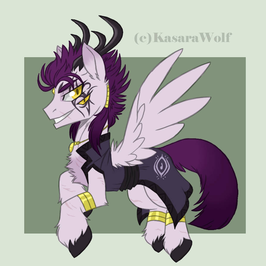 Mlp Stallion Adopt Auction 26 Gone By Kasara Designs On Deviantart
