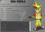 Roni Profile