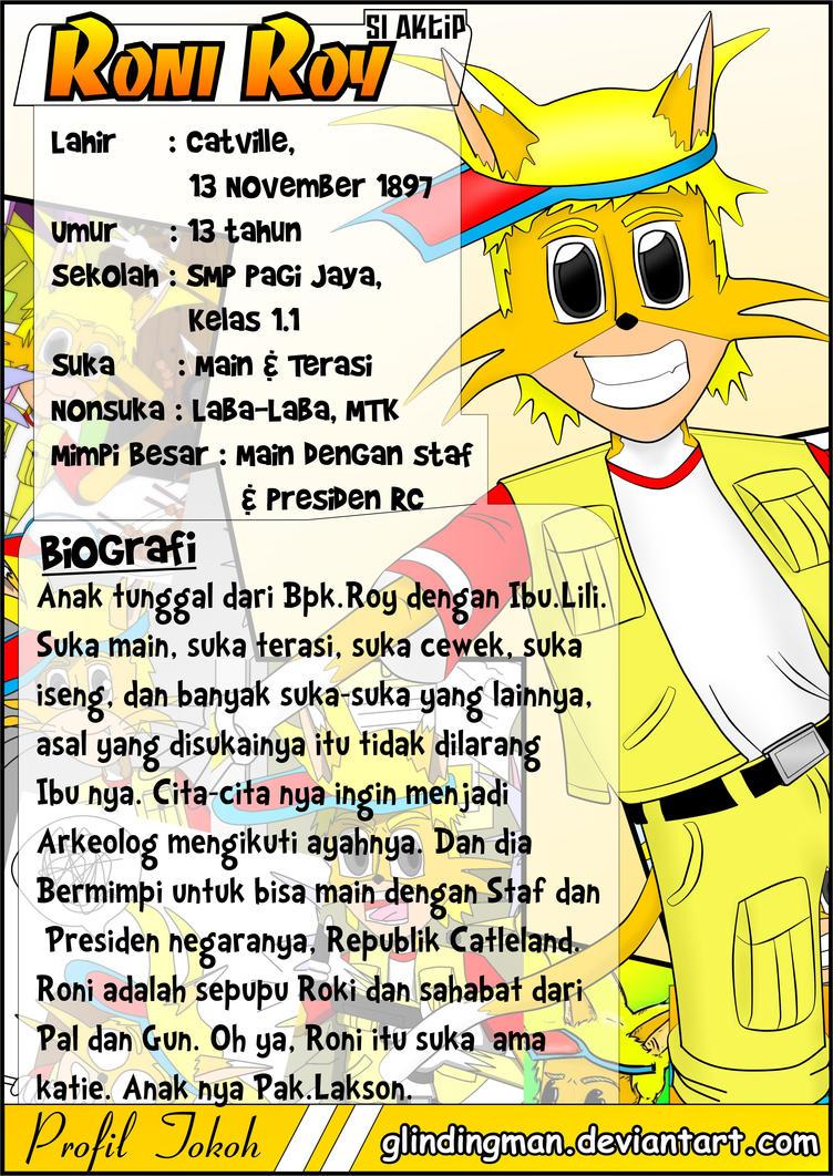 Profil Roni (edit) by GlindingMan