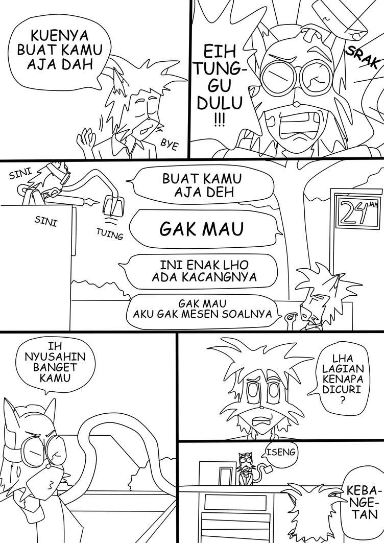 Gun Story 7 by GlindingMan
