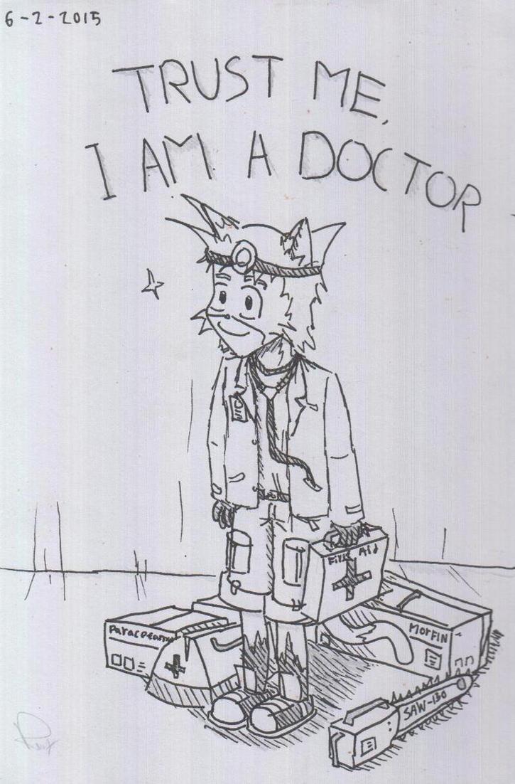 The Little Doctor by GlindingMan