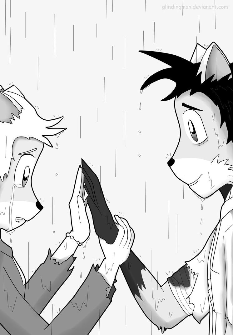 Dikala Hujan by GlindingMan