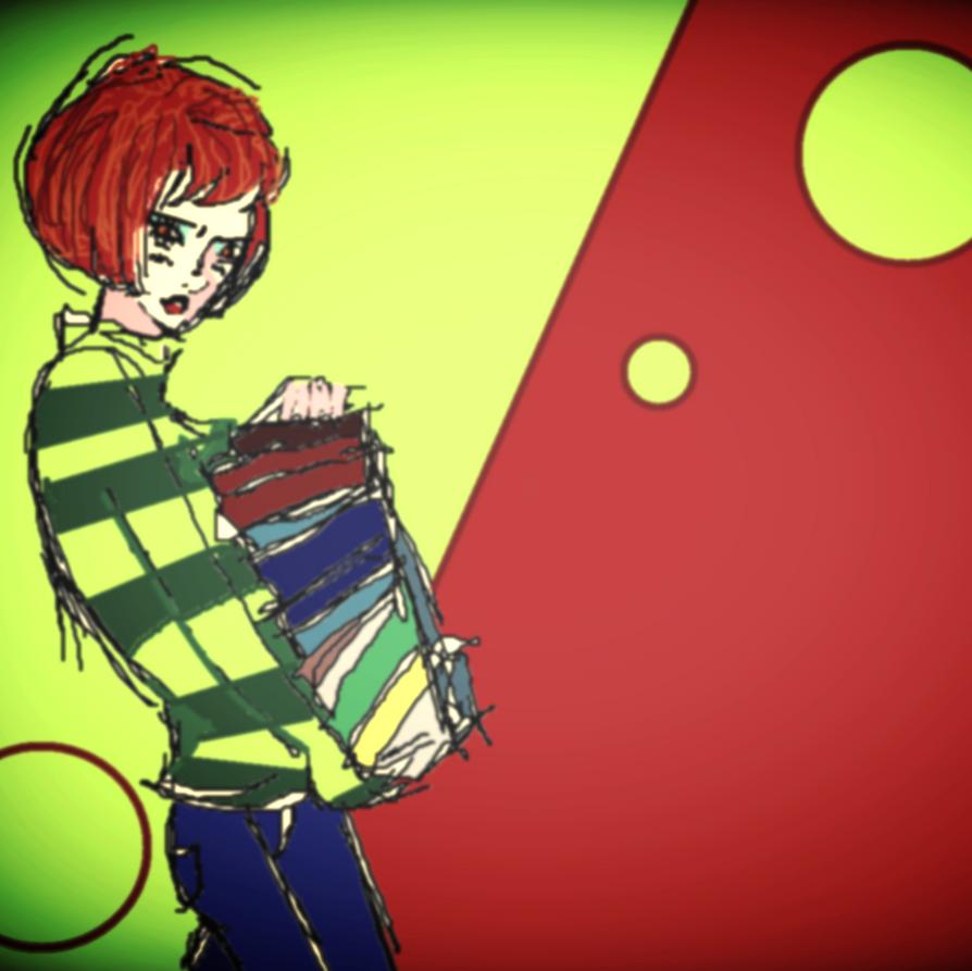 Bookaphile by Jealiaz