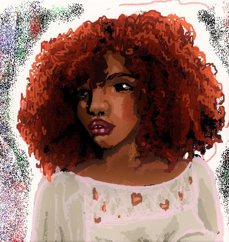Redhead by Jealiaz