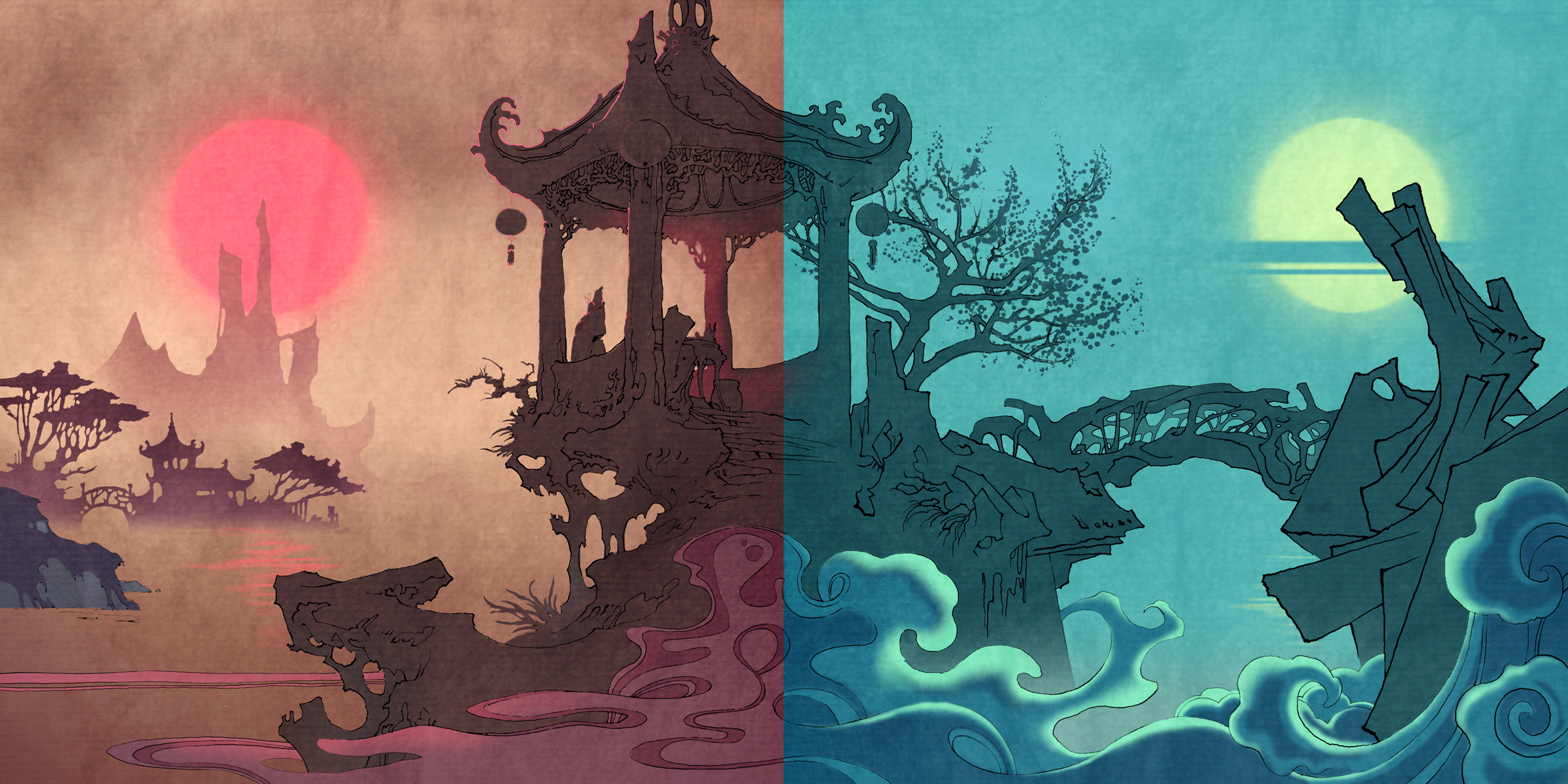 vietnamese fairytale - 2 by HiepHD