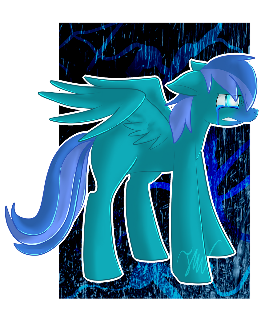 Tears of the blind by tinity123