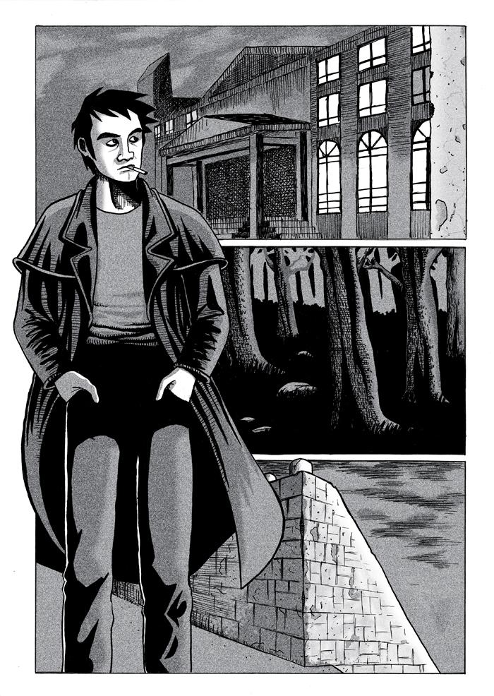Deja vu, page 1 by YoteMan