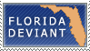Florida Deviant Stamp by Ursa-Bear