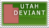 Utah Deviant stamp by Ursa-Bear