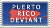 Puerto Rico Deviant stamp by Ursa-Bear