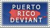 Puerto Rico Deviant stamp by Ursa-Bear