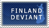 Finland Deviant Stamp by Ursa-Bear