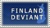 Finland Deviant Stamp by Ursa-Bear