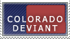 Colorado Deviant Stamp by Ursa-Bear