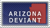 Arizona Deviant Stamp by Ursa-Bear
