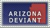 Arizona Deviant Stamp by Ursa-Bear