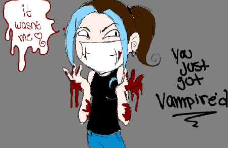 VAMPIRE'D ::full view:: by DeadlyMidnight