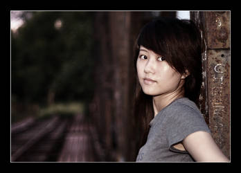 Model Shoot Series 03 by shin-ex
