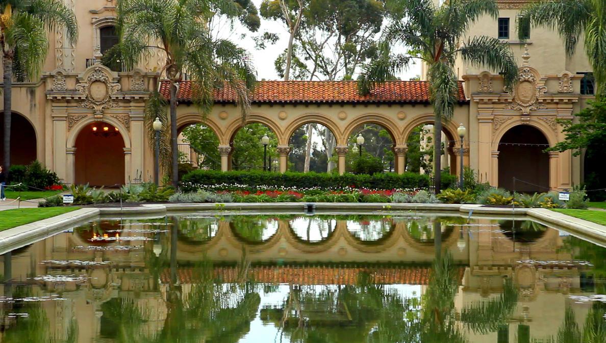 Balboa Park San Diego by Almostagiant on DeviantArt
