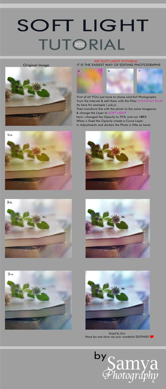 Photoshop soft light tutorial by bluetenzauber on deviantart photoshop soft light tutorial by bluetenzauber baditri Image collections