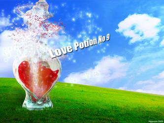 Love Potion No 9 by HippolytaDesigns