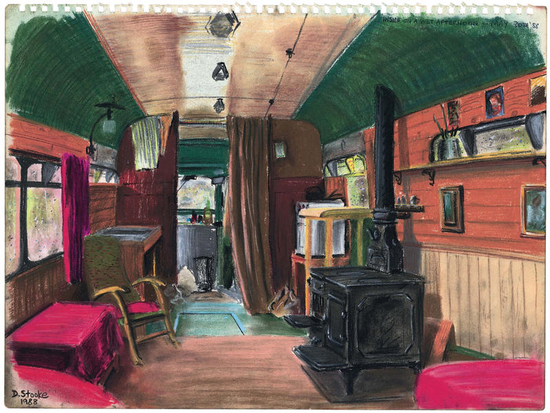 Bus Interior No.1 By NewAgeTraveller ...