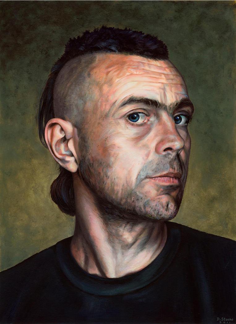 Portrait of Richie Bond by ~NewAgeTraveller