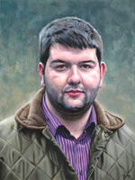 Portrait of Wayne by NewAgeTraveller