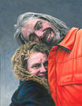 Double Portrait of Ant and May