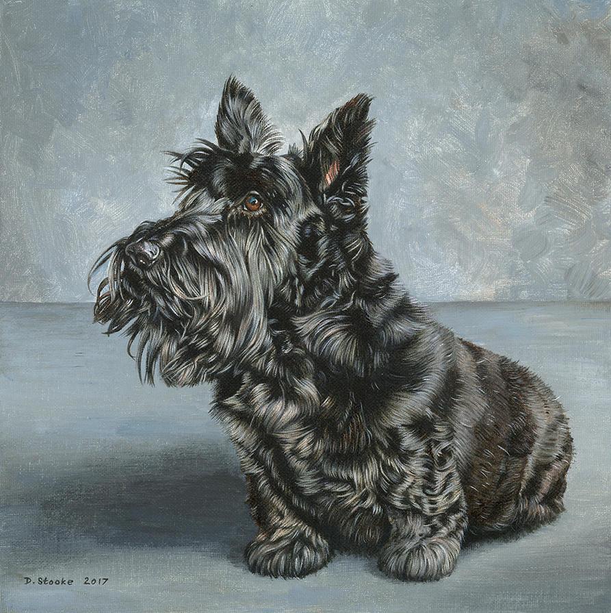 Scottie Dog by NewAgeTraveller