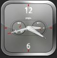 Clock icon WIP by kEEwlajz