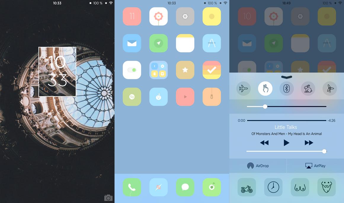 iOS again! by kEEwlajz